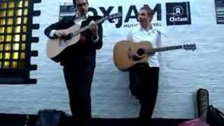 Oxjam Glasgow: Stevie & Stuart (Love: