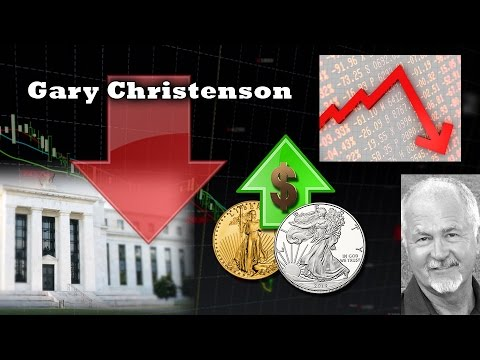 BIG Upside in Gold & Silver, Massive Downside in Stocks & Bonds - Gary Christenson Interview