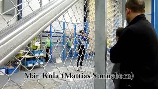 Örebro Indoor Games 2012 - Män Kula (Mattias Sunneborn)