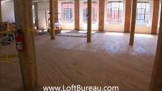 Loft style offfice space ground floor 3200 sf