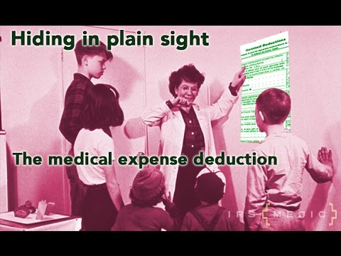 What medical expenses can be deducted from your taxes?