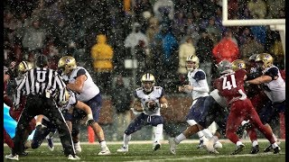'The 12 Best' preview: Washington's snowy victory over Washington State among year's best...