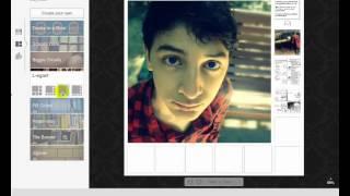 Видео-урок как создать свой коллаж(Вот сайт на котором я работаю http://www.picmonkey.com/ Извините за технические проблемы.. Видео снимаем первый раз,..., 2012-10-19T07:15:12.000Z)