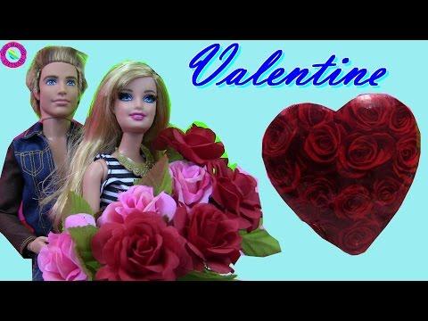 Cuộc Sống Búp Bê Barbie & Ken (tập 20) Ngày valentine Của Barbie - Barbie