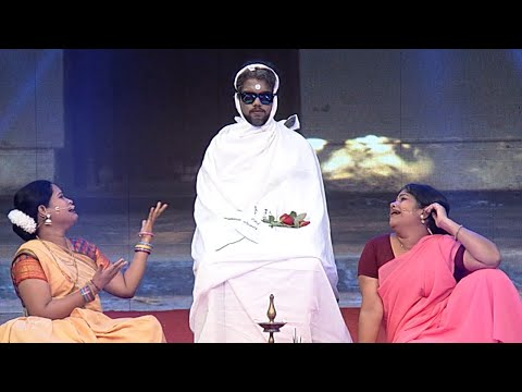 Thakarppan Comedy l Funfilled moments from the funeral..  l Mazhavil Manorama