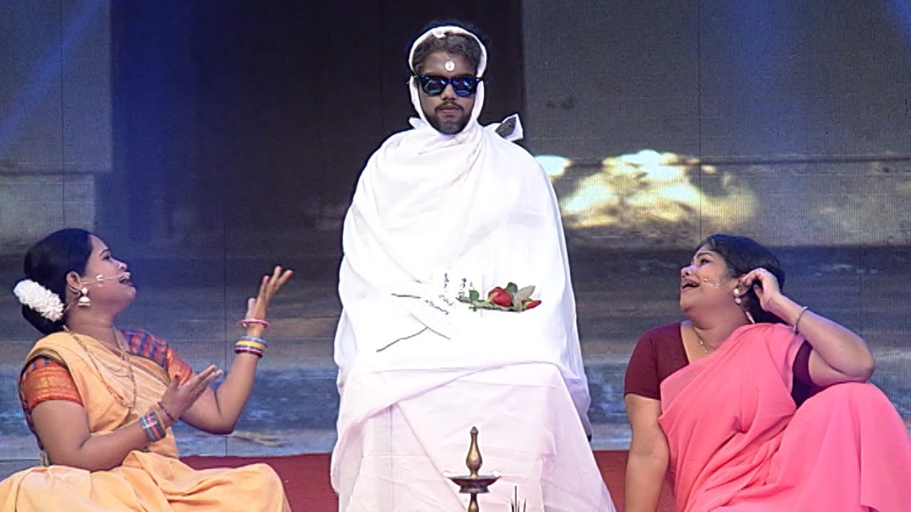 Download Thakarppan Comedy l Funfilled moments from the funeral..  l Mazhavil Manorama
