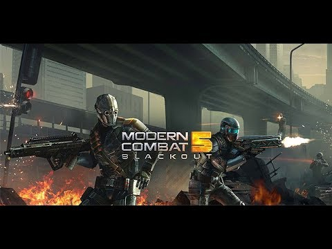 Modern combat 5, Friday Live Stream,#27/ Eur Server Heavy, snipe and recon gameplay only