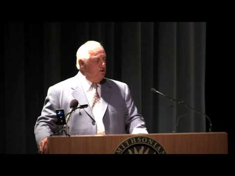 Tommy Lasorda Portrait Dedication Ceremony, National Portrait Gallery