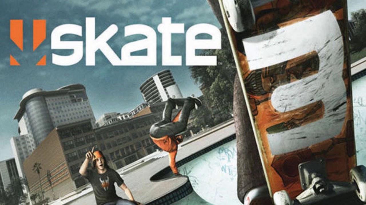 Skate 3 Pkg para Ps3 No han