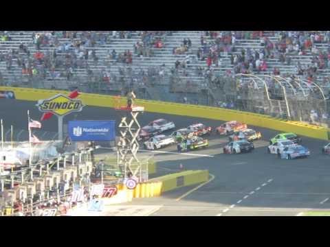 2017 Monster Energy All Star Open Start @ Charlotte Motor Speedway