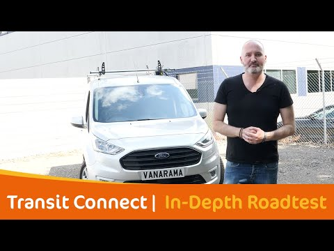 2019 Ford Transit Connect Review - In-Depth Roadtest | Vanarama.com