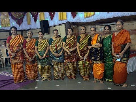 10 Oct 2018 Kummi by Andal Goshti Navatari Cultural Mumbai Chembur