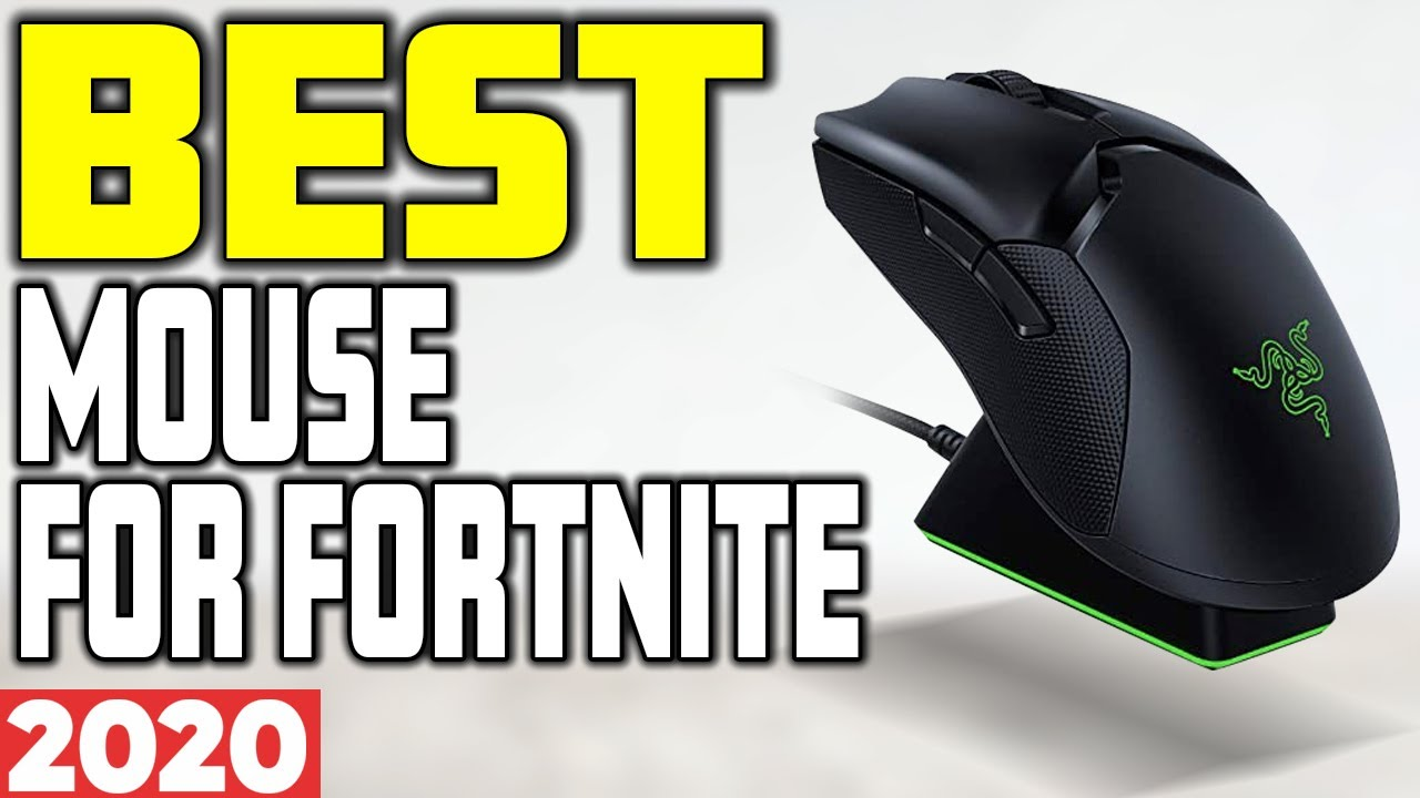 5 Best Gaming Mouse For Fortnite In 2020 Youtube