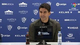 Rueda de prensa de  Míchel tras el SD Huesca vs CD Lugo (2-1)