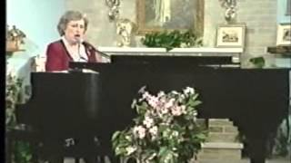 Take Up Thy Cross and Follow Me - Martha Reed Garvin