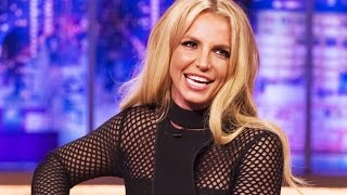 """Britney Spears - 2016 Interview & Performance Of """"Make Me"""" On 'The Jonathan Ross Show'"""