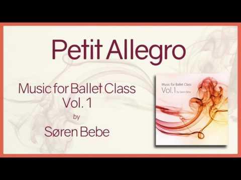 Music for Ballet Class Vol.1