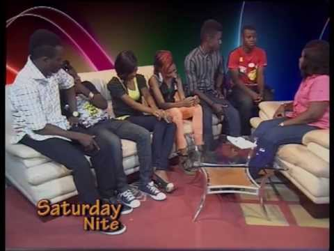 Thecla Wilkie Chats with CRYSTALS ...Nigeria's Budding Music Group on 'SATURDAY NITE'