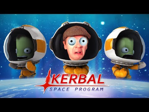 Kerbal Space Program - Part 1   I'M AN ASTRONAUT!!