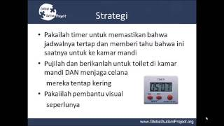 toilet training terapi ABA