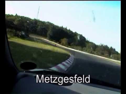 Porsche Boxster Nurburgring