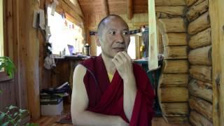 Entrevista Lama Tibetano Tenzin Jampa en Epuyén HD