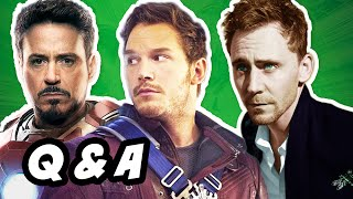 Avengers 2 Age of Ultron Q&A - Iron Man Replacements