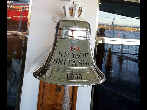 The Royal Yacht Britannia Edinburgh