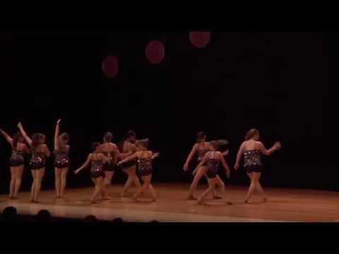 Miss Tina Dance Recital Clips