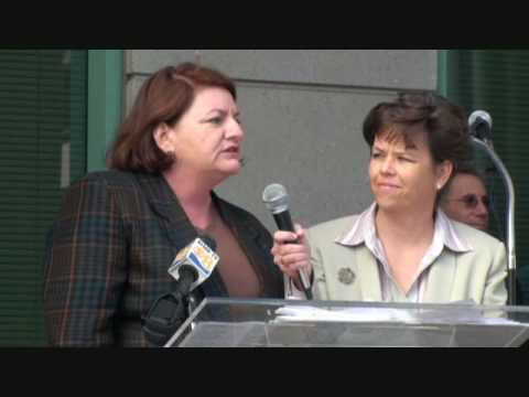 Toni Atkins Speaks for Marriage Equality on Eve of Justice