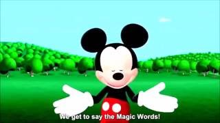 Earrape Mickey Mouse Clubhouse Theme Song Youtube