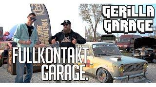 Gerilla Garage bemutató | Fullkontakt Garage.