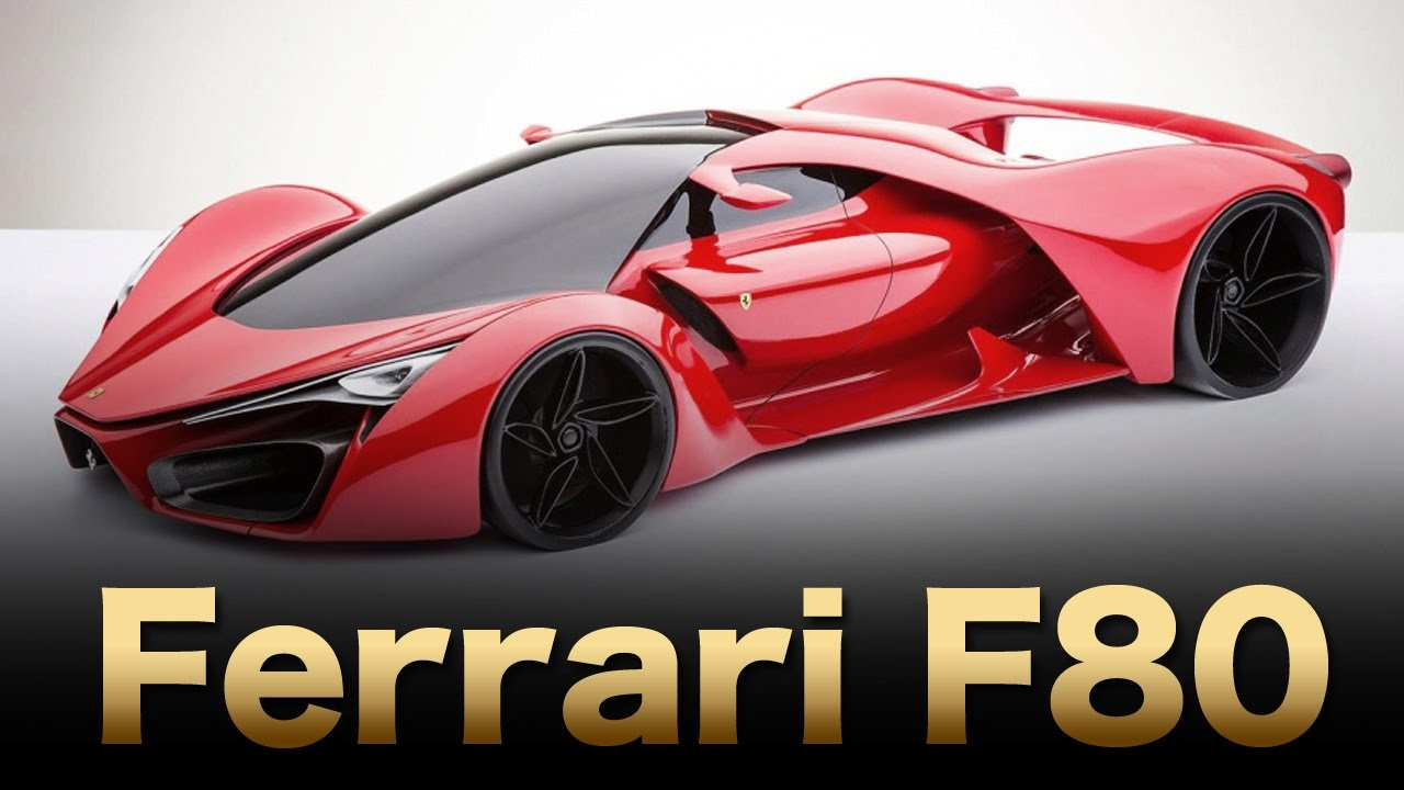 Ferrari F80 Price >> Upcoming Ferrari F80 Concept Review Price