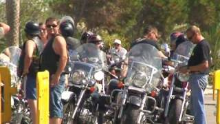 Cosmopolitans 1 Reunion Harley Davidson y Custom (Bike Rally Spain)