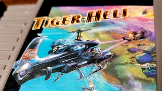 TIGER HELI review for NES by Classic Game Room