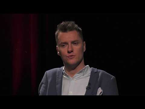 An accessible world is an inclusive world | Stephen Cluskey | TEDxUCD