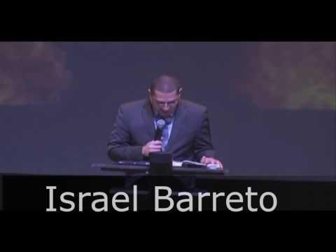 ISRAEL BARRETO: ES MI TIEMPO DE RESTITUCION