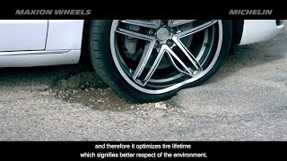 Michelin ACORUS, el neumático que cuida tus llantas | Auto10.com