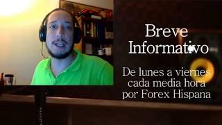 Breve Informativo - Noticias Forex del 14 de Agosto del 2017