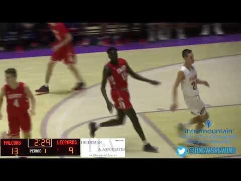 5A Boys Basketball: East vs Skyridge High School UHSAA 2019 State Tournament Quarterfinals