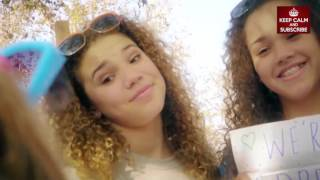 Haschak Sisters - Sorry (Justin Bieber Cover) (Backwards)