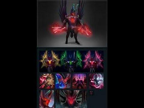 Dota 2 Terrorblade Arcana Contest! - YouTube