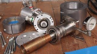 CryoPump / CryoCooler Teardown: Aiming to make Liquid Nitrogen and Liquid Oxygen for Rocket