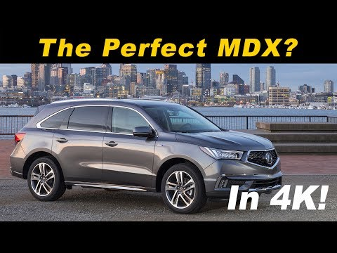 2017 MDX Hybrid Review and Road Test in 4K UHD!