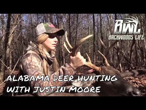Alabama Hunting with Justin Moore - BWL 11.11