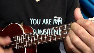 You are my sunshine by Moira Dela Torre | Ukulele Chords | Learn how to play