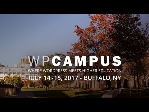 Mobilizing 300 Reluctant Content Creators - WPCampus 2017 - WordPress In Higher Education