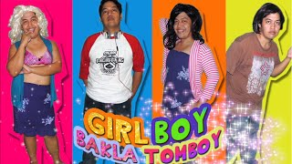 Girl Boy Bakla Tomboy Movie Trailer Parody - BSECE4B