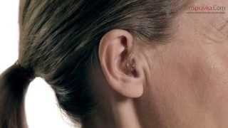 Слуховой аппарат Share SR1270(Видеопрезентация внешнего вида слухового аппарата со стандартным индивидуальным вкладышем и на тонкой..., 2015-10-15T14:27:11.000Z)