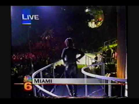 Gloria Estefan - You'll Be Mine (Party Time) (Millennium Concert Spectacular)